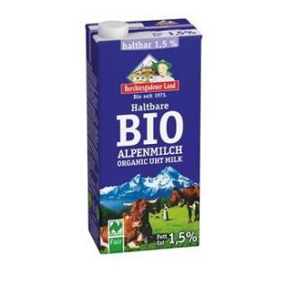 H-Milch, 1,5 % - 12 x 1 Liter