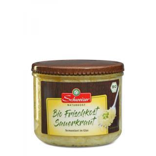 Sauerkraut frisch im Glas 410g