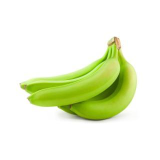 Bananen nicht so reif
