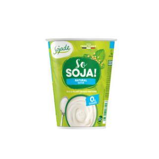 Sojade Joghurt ECHT Natur