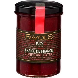 Konfitüre Erdbeere aus Frankreich