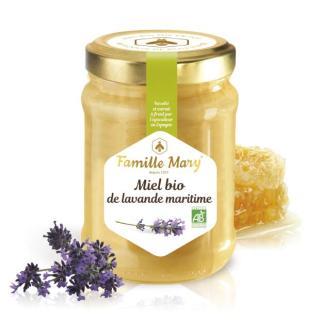 Lavendelhonig aus Frankreich
