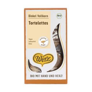 Vollkorn Dinkel Tortelettes 6 Stück