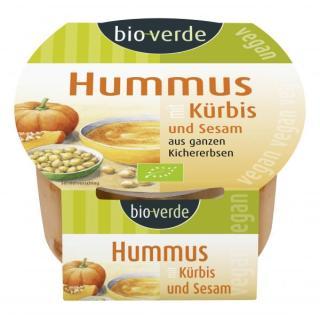 Hummus  Kürbis-Sesam Brotaufstrich