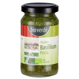 Pesto Basilikum, frisch