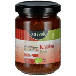 Pesto Tomaten vegan