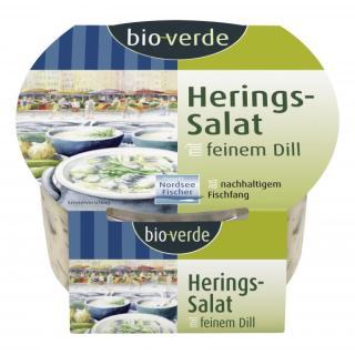 Herings-Salat Dill-Jogh.-Sahne