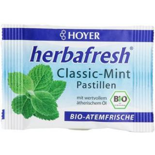 herbafresh Classic Mint Pastil