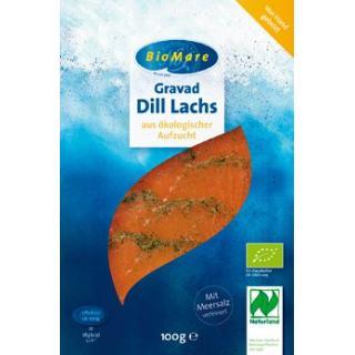 Gravad-Dill-Lachs