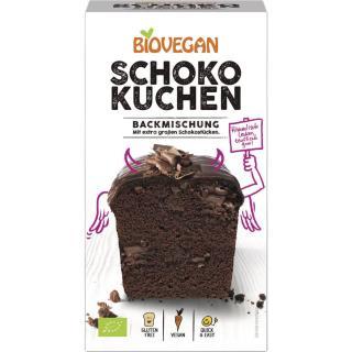 Kuchenbackmischung Schoko glutenfrei