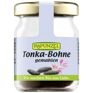 Tonka-Bohne, gemahlen