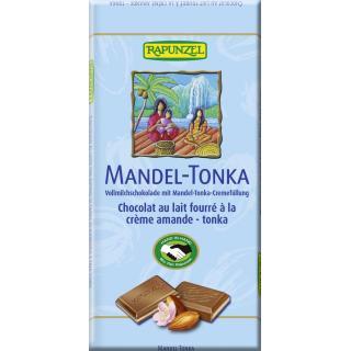 Vollmilch Schokolade Mandel-Tonka HIH