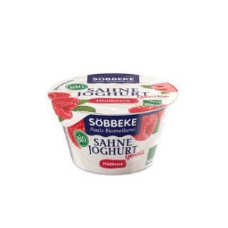 Sahnejoghurt Himbeere 12%