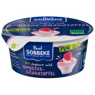 Pur Bio Himbeer Granatapfel 150g