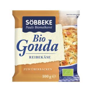 Gouda Reibekäse, 45 % F.i.Tr., 100 g