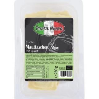 Maultaschen Spinat