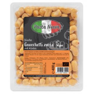Frische Kürbis-Gnocchetti Zuca