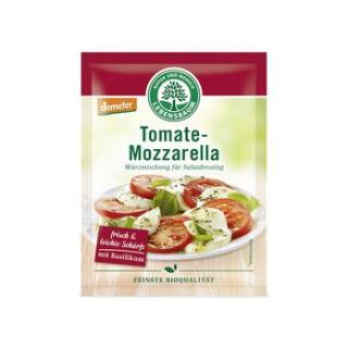 Salatdressing Tomate Mozzarella