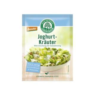 Salatdressing Joghurt Kräuter