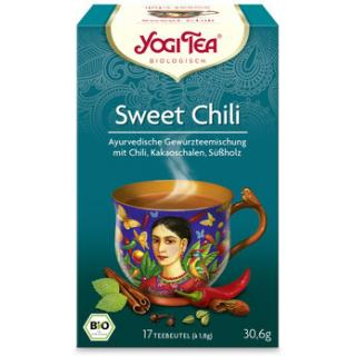 Yogi Tee Sweet Chili 17 TB