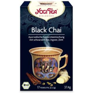 Yogi Tee Black Chai 17 TB