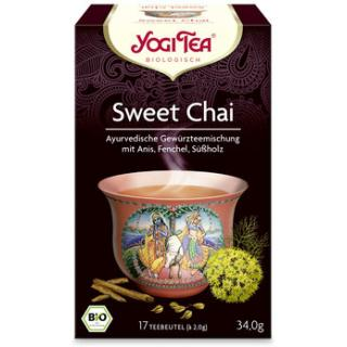 Yogi Tee Sweet Chai 17TB