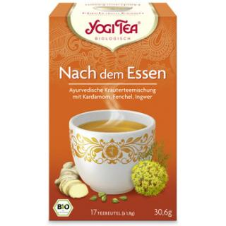 Yogi Tee Nach dem Essen(Digestiv)Tee 17 TB