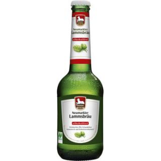 Lammsbräu Alkoholfrei, 10 x 0,33 l