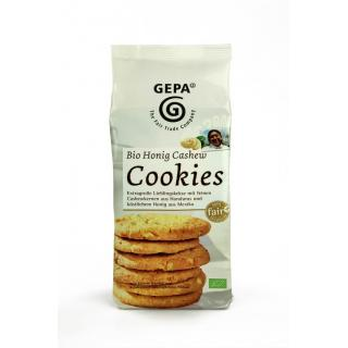 Bio Honig Cashew Cookies