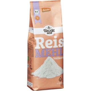 Reismehl glutenfrei vollkorn