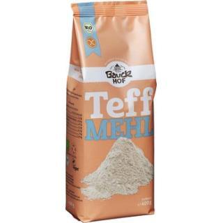 Teffmehl, hell, glutenfrei