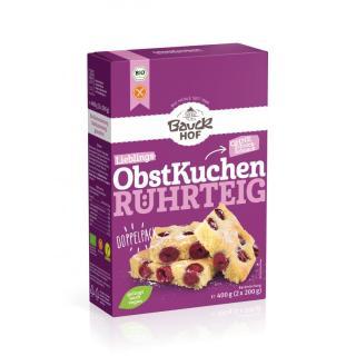 Backm Obstkuchenteig glutenfrei