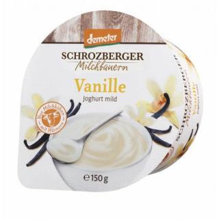 DEM.Vanille Joghurt Becher3,5%