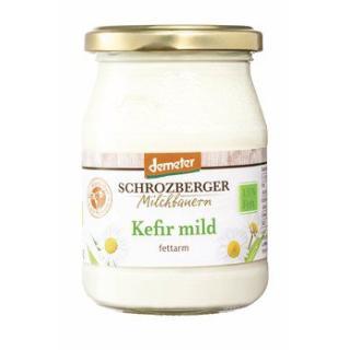 Kefir, 1,5 %, im Glas, 250 g