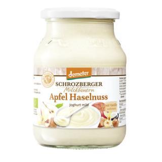 Herbst-Joghurt Apfel-Haselnuss m. Vanille 3,5%