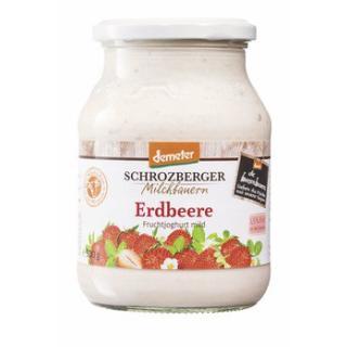 Fruchtjoghurt Erdbeere, 3,5 %