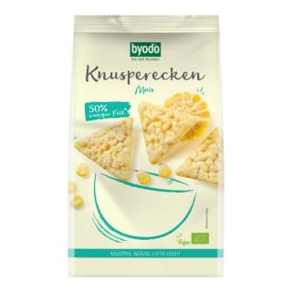 Knusperecken Mais