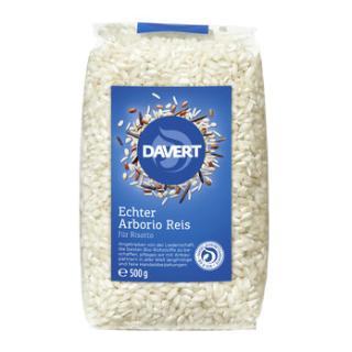 Echter Arborio Reis weiß