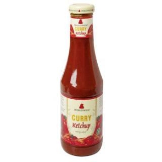Ketchup Curry vegetarisch