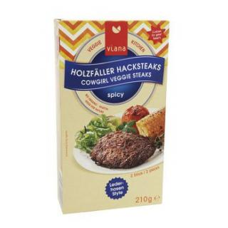 Holzfäller Hacksteak