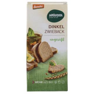 Dinkel-Zwieback, ungesüßt