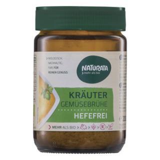 Gemüsebrühe Kräuter hefefrei
