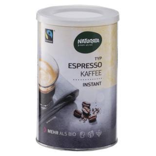 Espresso instant