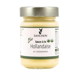 Sauce Hollandaise im Glas