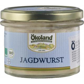 Jagdwurst Gourmet Qualität im Glas
