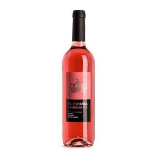 La Mancha rosé halbtrocken  12,5% vol.
