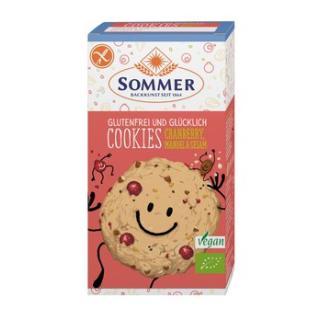 Cookies Cranberry Mandel & Sesam glutenfrei