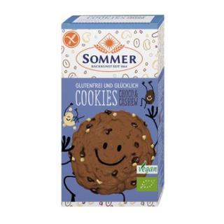 Cookies Choco & Cashew glutenfrei
