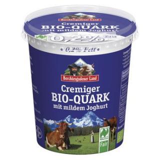 Cremiger Quark, 0,2 %