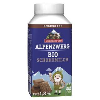 Alpenzwerg Schoko-Milch